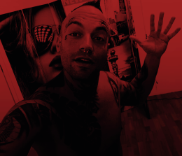 Álex 'Snake Tattoo'